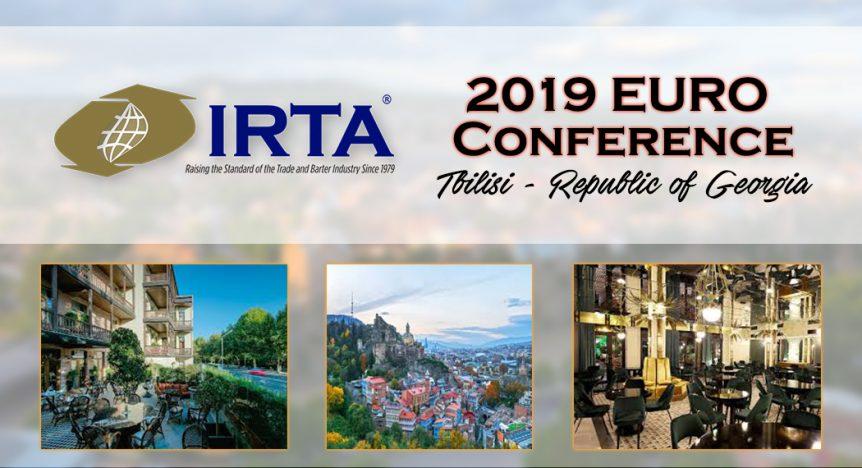 2019 IRTA Euro Conference